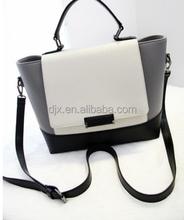 leather lady handbag /new fashion bags ladies pattern handbags/wholesale china manufacture women bags