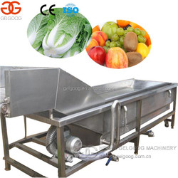 Best-selling Commercial Continuous fruit and vegetable washer