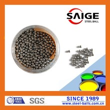 All popular sizes G100 high precision bearing steel ball manufacturer made in china