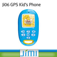 JIMI Mini Hidden Gps Tracker Trackers For Children With SOS Button Ji06