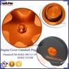 BJ-ECP-KT001 New Motorcycle Accessories Aluminum Engine Cover Camshaft Plug For KTM DUKE 125/200/390