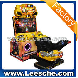 LSRM-014 Super Bikes II 42LCD racing motorcycle for game center racing car simulator game machine