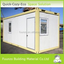 Fire Insulation Low-cost Shipping Container House Kit For Office