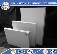 plastic products factory cheap price PVC celuka foam board