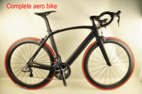 Dengfu aero road bikes/carbon bike frame/carbon 700c wheels di2