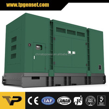 New Design 450 kw 562 kva 60 HZ Silent Type Diesel Generators Powered by Cummins