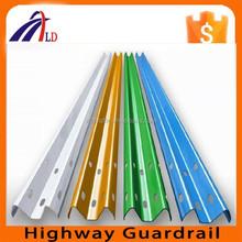Highway Guardrail crash barrier