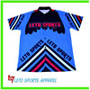 100% full sublimation Blank motocross racing wear motorcycle jersey
