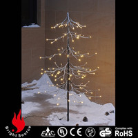 artificial christmas tree parts decoration