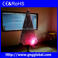 Programmable color changing led Christmas tree light led 5050 decorative