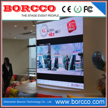 New Product!!!P2 P3 led advertising screen,hd super thin led screen video for indoor use