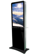 42 to 65 inch lcd 3G digital signage HD floor standing android network LED LCD advertising player