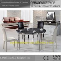 Durable useful manufacturer dining table and chair