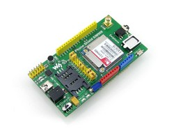 Waveshare Phone Shield GSM GPRS GPS Module for Arduino STM32 Support Quad-band 850/900/1800/1900MHz