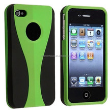 NEW Design Cup Shape 3-Piece Hard Snap-on Case Cover FOR IPhone 4 4S 4G