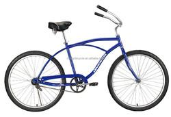 2015 new disc brake beach cruiser bicycle,mens beach cruiser,beach cruiser europe