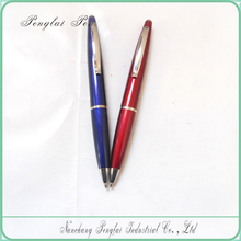 promotional plastic child pen ballpoint ecological pen