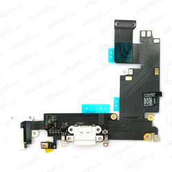 Charging Port/dock Microphone Headphone jack Flex Cable for iphone 6 Plus