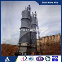 Calcining Lime Kiln Assessed Supplier Shaft Lime Kiln China Manufacturer