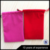Professional Factory Cheap Wholesale Good Quality drawstring velvet gift bags from China manufacturer