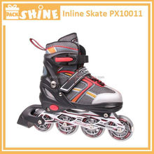 Inline racing skates adjustable inline skating shoes