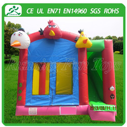 Factory price commercial inflatable bouncy castle, use bounce houses for sale