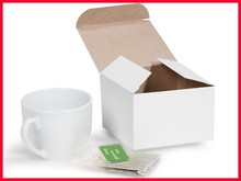 Cheap Recycled square white cardboard gift box with lids