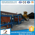 Ouro Bay 20 Mpa hess máquina do bloco de hunan