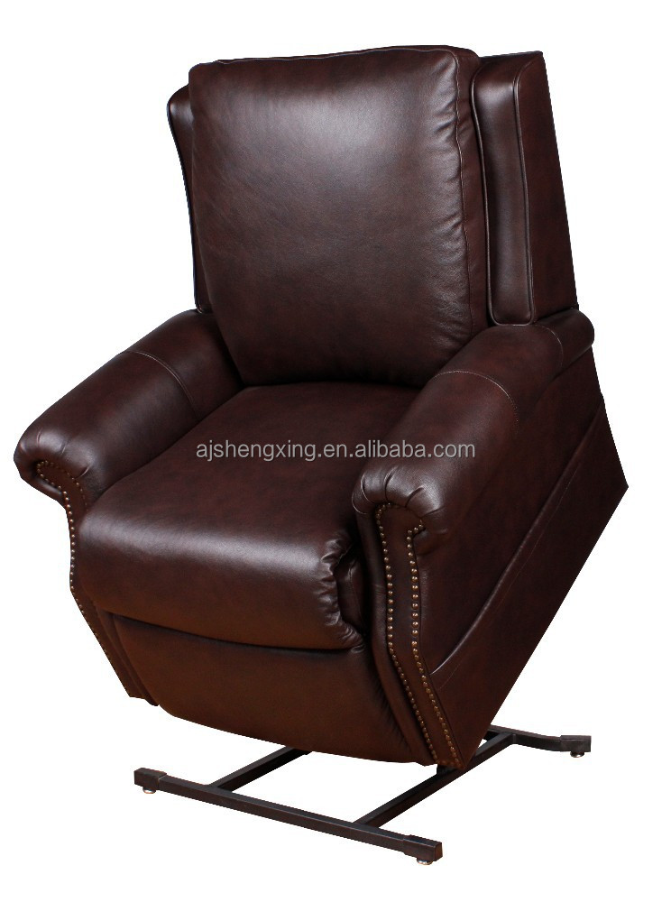 Motorized Reclinerlift Mechanism Sofaleisure Sofagenuine Leather Sofa Buy Cheap Leather