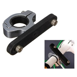 water bottle cage cup alloy holder mount adapter, MTB road bike bottle cage clamp