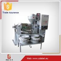 [Trade Assurance] crude soybean oil making machine