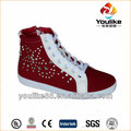 venta al por mayor yl7543 chicas desnudas de zapatillas de deporte