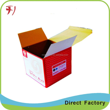 Suitable for Mobiles & Tablets boxes with PVC windom