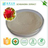 Kosher factory supply schizandra chinensis, Schizandra berries extract , Schizandra