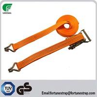 35mm Fastening Belt with S hooks
