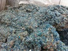 PET bottle flakes finnes recycled plastic scraps