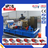 New Product Industrial 2800bar Oil & Gas High Pressure Gas Cold Water Pressure Washers