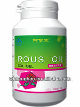2012 Natural Pure Rose Oil Softgels 500mg