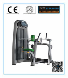 2015 top selling Commercial fitness equipment packages Seated Row/Low row