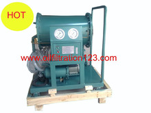 Coalescence-Separation Diesel Oil Purifier, Gasoline Oil and Light Fuel Oil Filter Machine