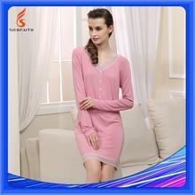Breathable, Adult, Plus Size Women Sleepwear, The Sleepwear, Pictures Of Women In Nightgown For Girls