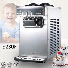 Pasmo!coldelite ice cream machine S230F/CE,ETL(agitator)