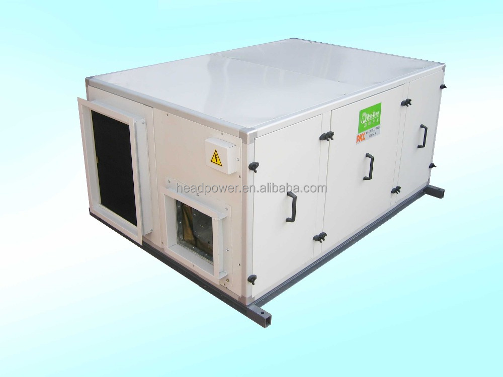 Ceiling Heat Exchanger : Ceiling mounted heat recovery exchanger hvac air