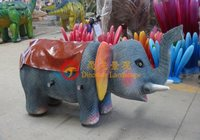 Mechanical small type sliding animal with high speed- 100m/min