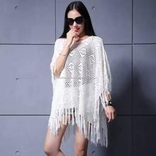 Moda de europa / ee.uu. para mujer del estilo / poncho de lana mujeres venta al por mayor BG151332