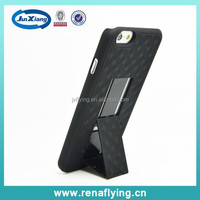 Hot China supplier with belt clip stand pc hard case for iPhone 6 China wholesale