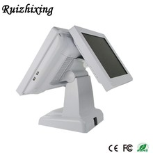 15 inch restaurant touch screen business cash register/pos system with windows system or android system