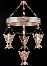 New products of moroccan lamps wholesale mosque chandelier