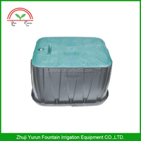 "irrigation system controller 12"" irrigation valve box"
