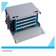 Fiber Optic ODF/Distribution Frame/Patch Panel 48 port